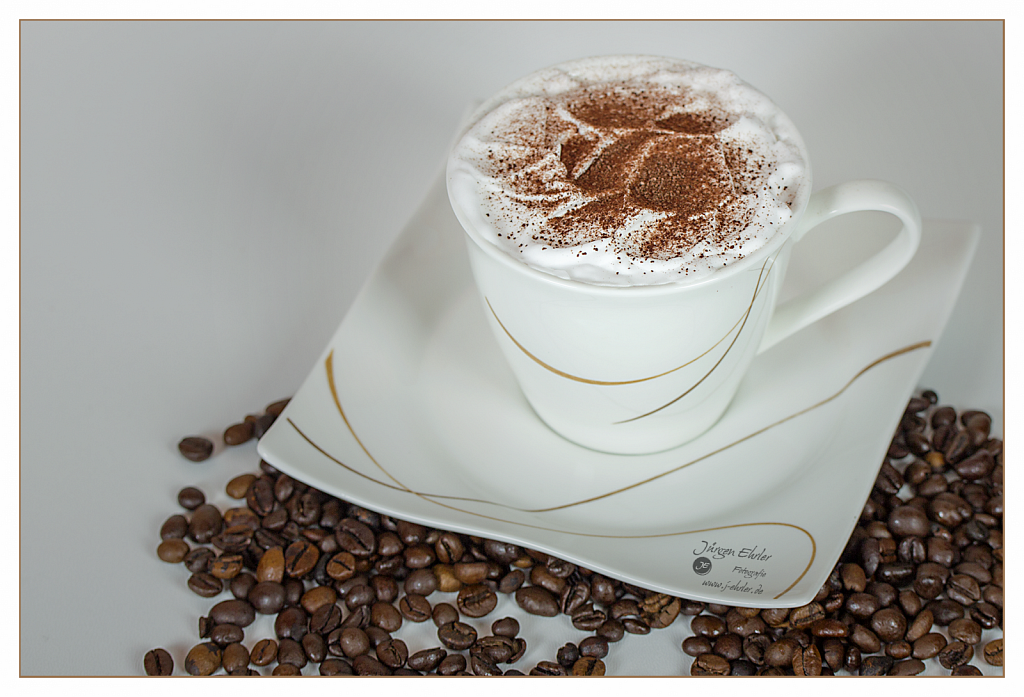 Let´s have a cappuccino...